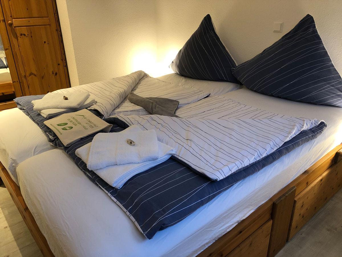 Schlafzimmer Seegatt