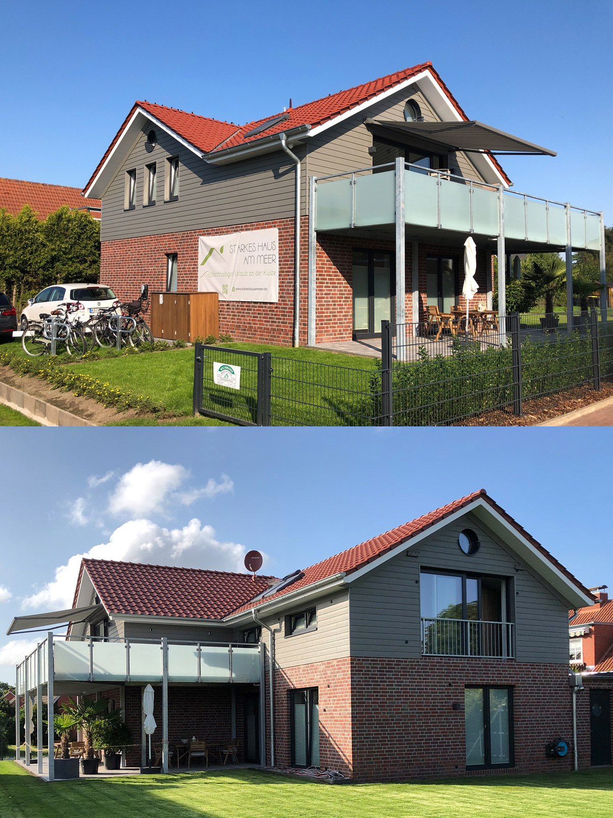 Starkes Haus Neuharlingersiel